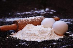 Mąka produkowana ze zbóż
